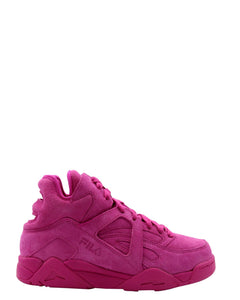 Girl's The Cage Suede Sneakers (Grade School)