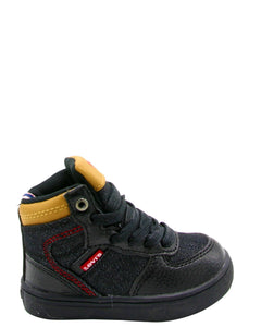 Boy's Jeffrey Denim Sneakers (Toddler)