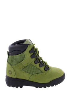 Boy's 6 Inch Field Boots (Toddler/PreSchool)