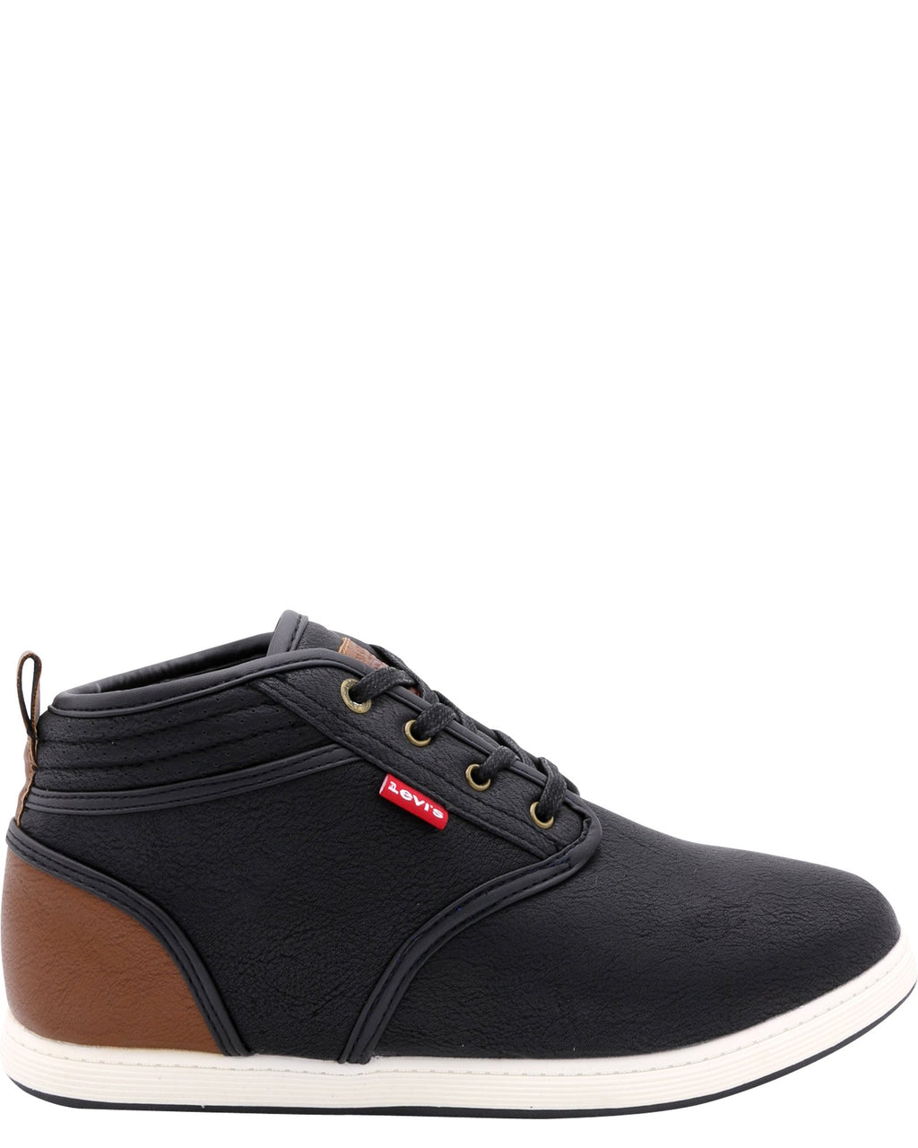 Levi's - Boy's Bishop Cacti Chukka Sneakers (Grade School) - V.I.M. - 1