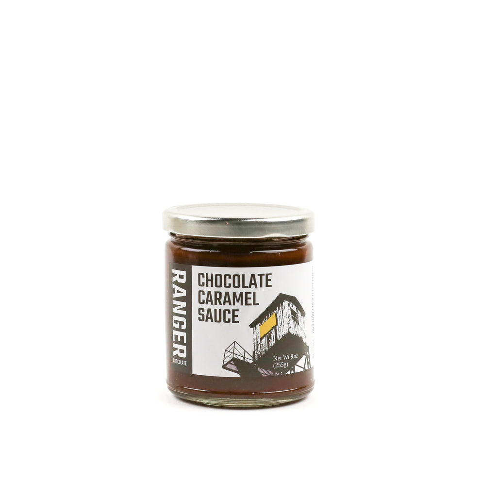Ranger Chocolate Caramel Sauce 9oz.