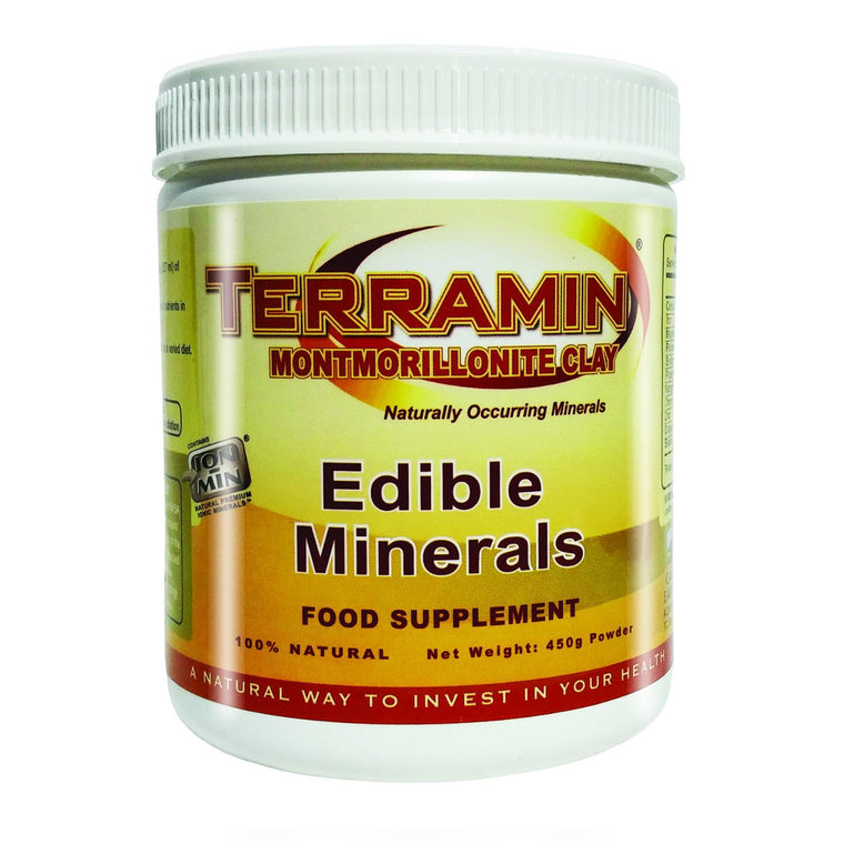 TERRAMIN EDIBLE CLAY POWDER