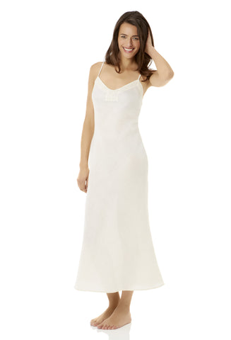 Cream Arucana Nightdress