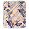 iPad Case - Blue Geometrica