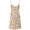Goldfish Chemise Silk Nightdress