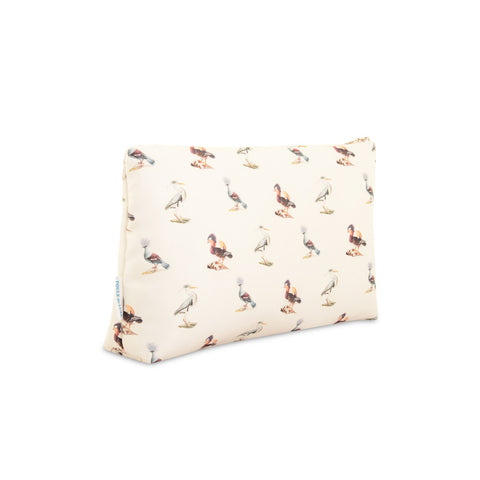 Birds - Medium Silk Washbag