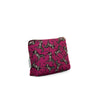 Schiparelli Zebra - Silk Makeup Bag