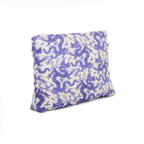 Mythical Beasts - Large Silk Washbag