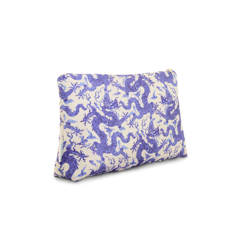 Mythical Beasts - Medium Silk Washbag