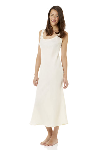 Cream Campine Nightdress