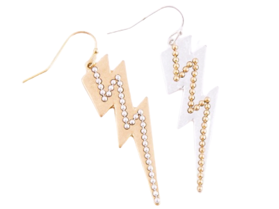 Bolt Earrings