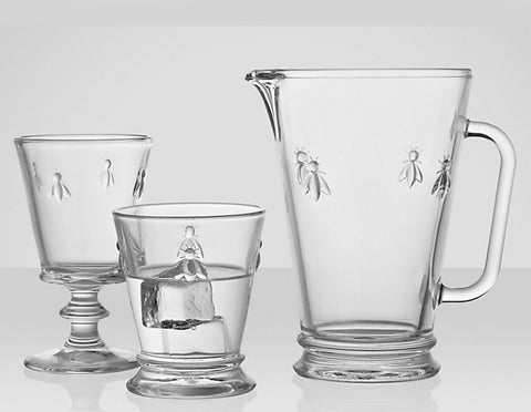 Bumble Bee Jug  Glassware - Bow House Lifestyle