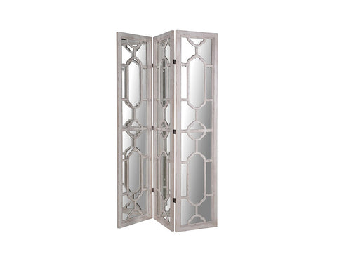 Madeleine Mirrored Screen  Screens - Bow House Lifestyle