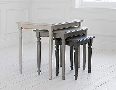 Bartlett Nest of 3 tables