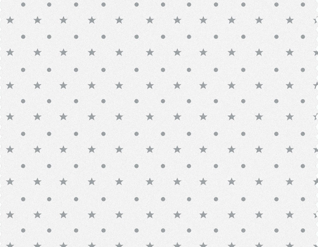 The Spots and Stars- Ash  Fabrics - Bow House Lifestyle