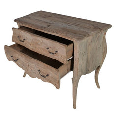 Quinton Reclaimed Pine Bedside Table