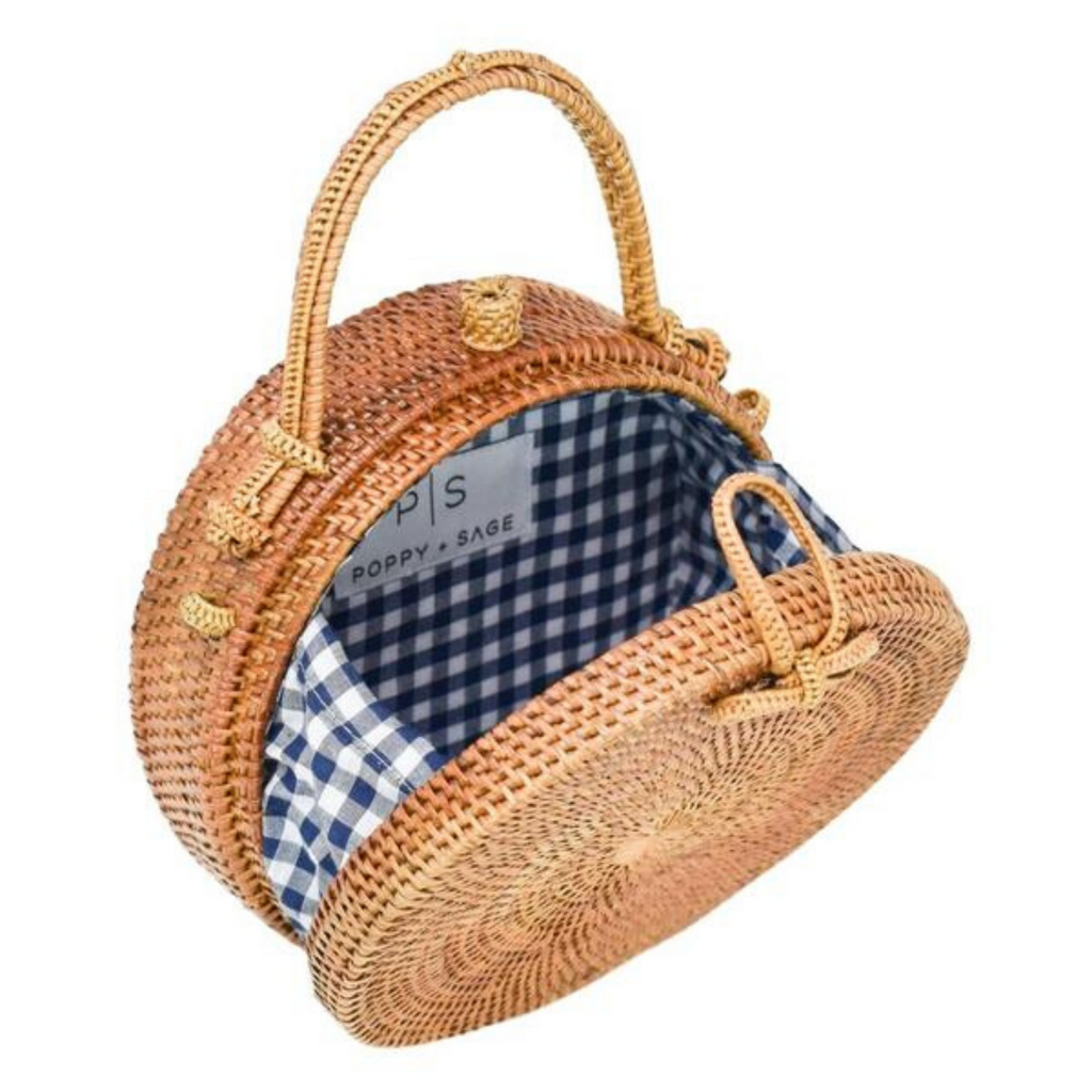 Milly Straw Bag