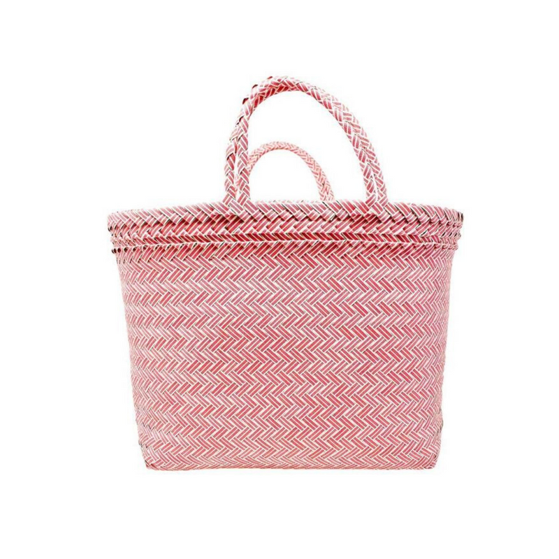 Maisy Tote Bag - Pink