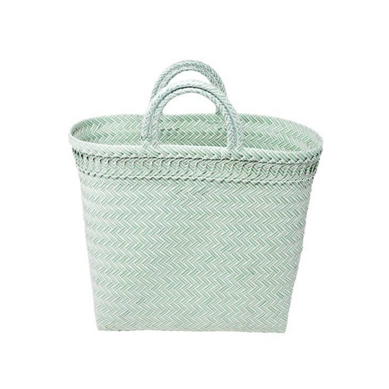 Maisy Tote Bag - Green