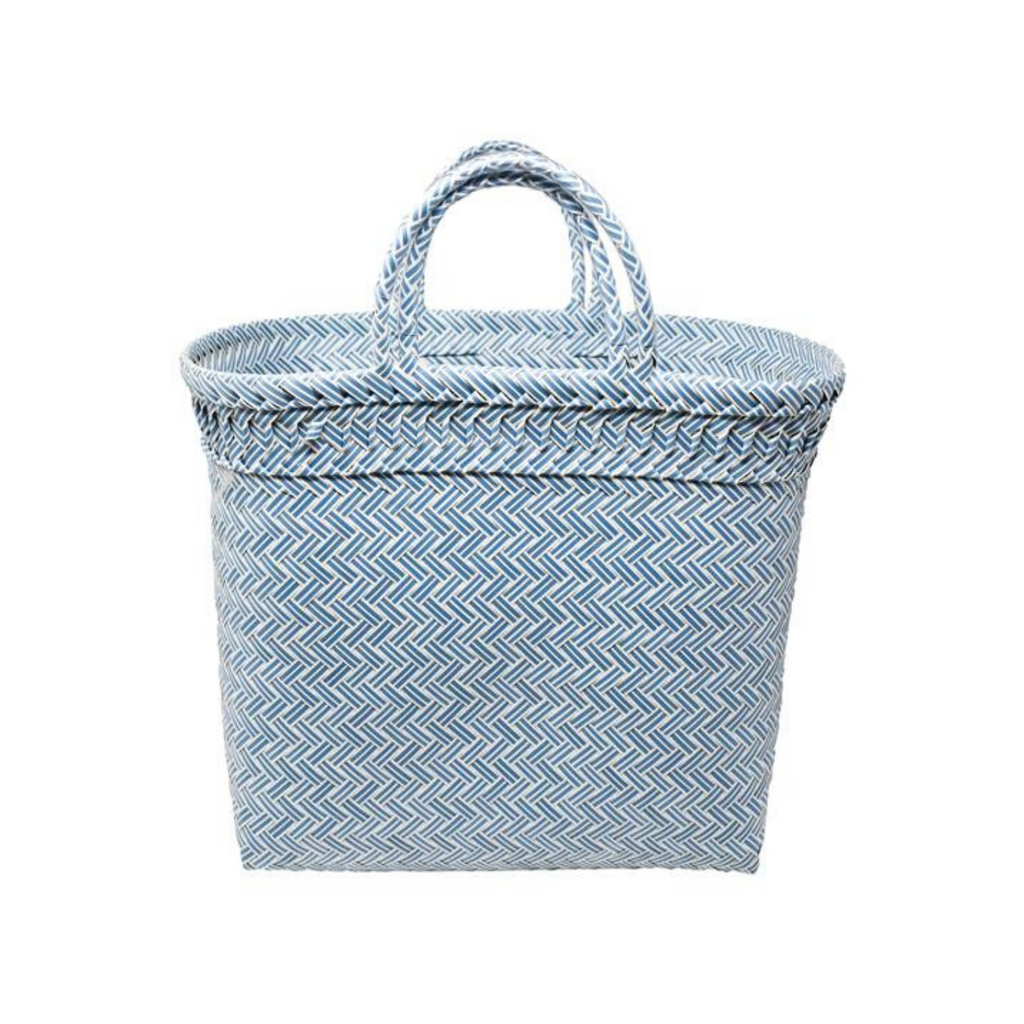 Maisy Tote Bag - Blue