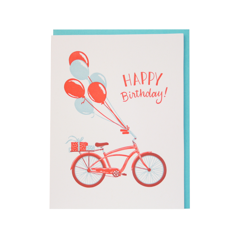 Biking Birthday
