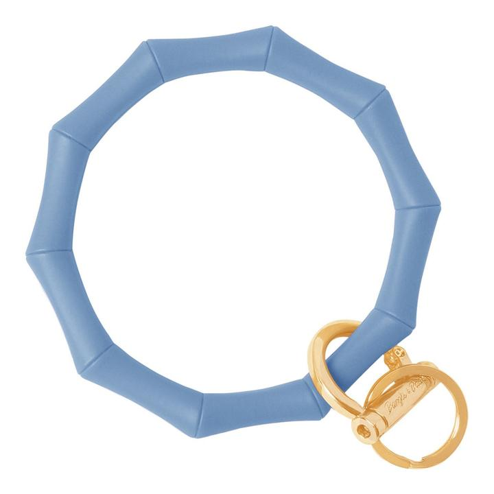 Bangle Ring - Slate Blue