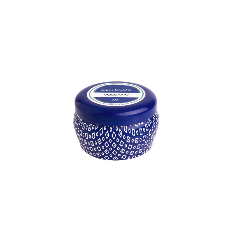 Capri Blue Candle Mini - Blue
