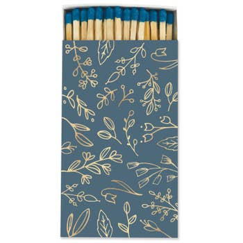 Fancy Matches - Blue