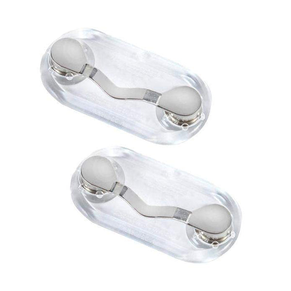 Stainless Steel (2-Pack)