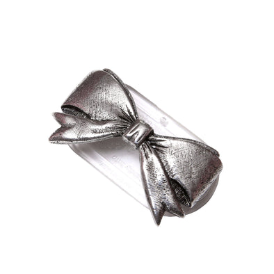 Magcessory Ribbon Bow (Pewter)