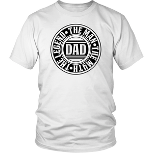 Dad The Man TShirt