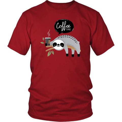 Image of Coffee Time Sloth