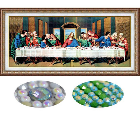 Image of The Last Supper DIY 5D Diamond Painting