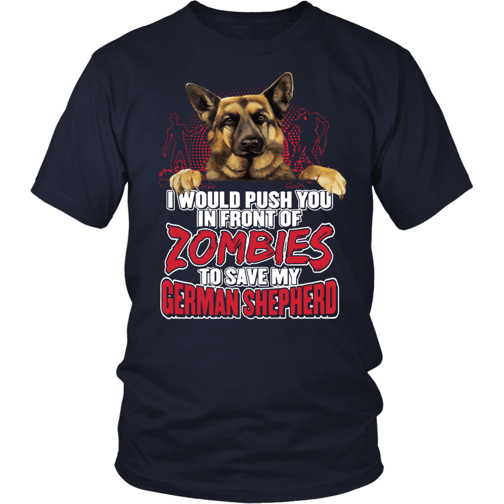 Save My German Shepherd