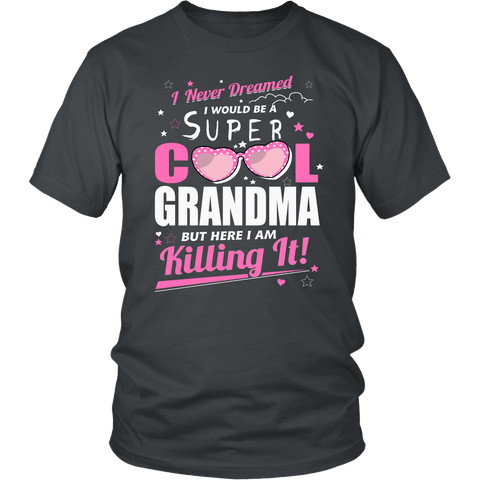 Super Cool Grandma