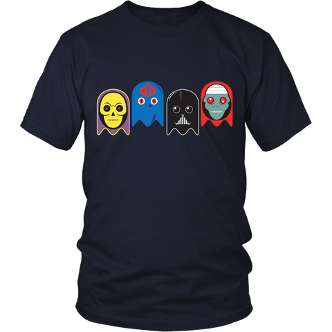 Image of 80's Pacman Ghosts - Need This Now