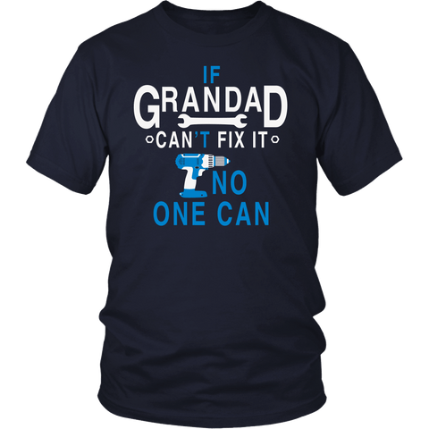 If Grandad Can't