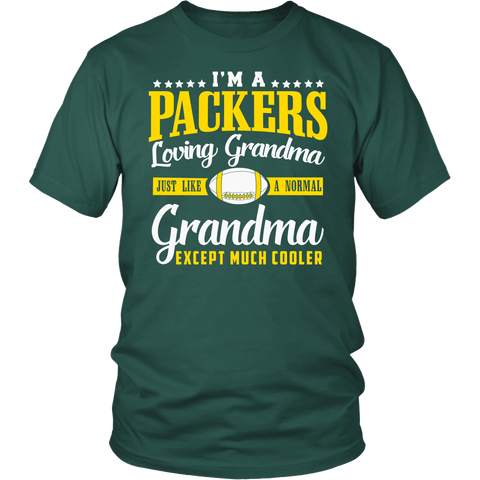 Packers Grandma