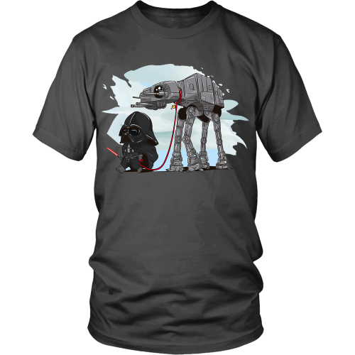 Little Darth's First AT-AT Tee