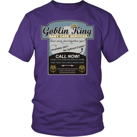Goblin King Services