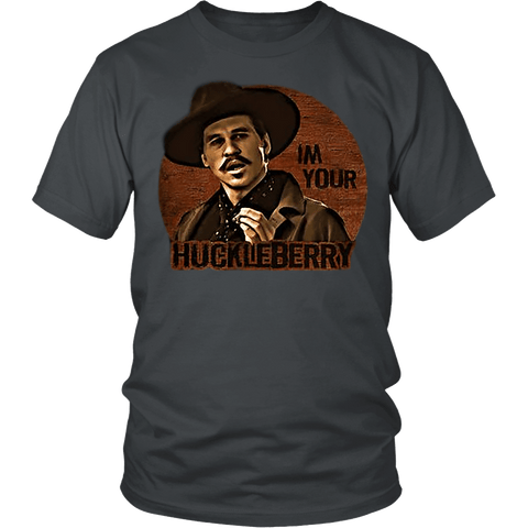 Image of I'm Your Huckleberry