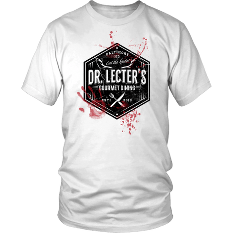 Dr Lecter's Gourmet Dinning - Need This Now