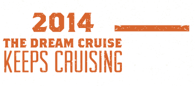 2014, The Dream Cruise Keeps Cruising