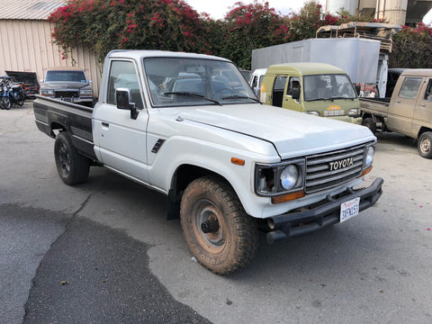 1985Toyota Landcruiser Pickup (Double)