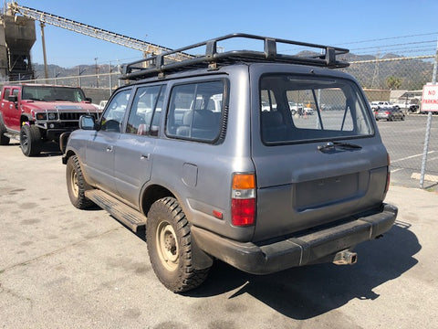1995 Toyota Land Cruiser (Double)