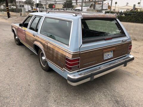 1988 Mercury Marquis Colony Park Station Wagon