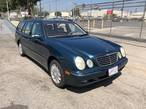 2000 Mercedes Benz E320 Station Wagon (Double)