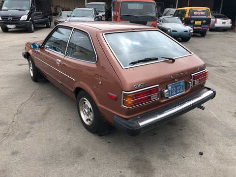 1979 Honda Accord
