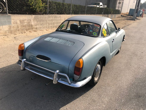 1973 VW Karmann Ghia