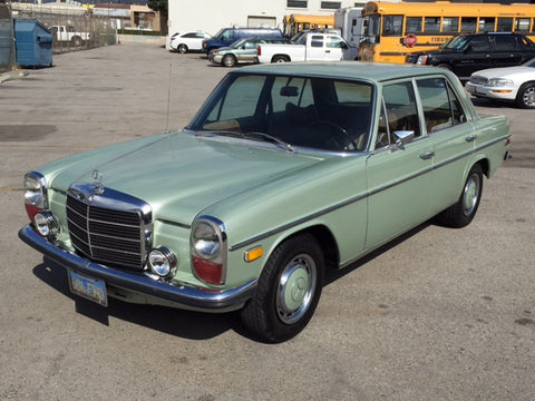 1971 Mercedes Benz 250SE (Double)